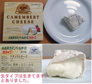 小岩井カマンベールチーズ
