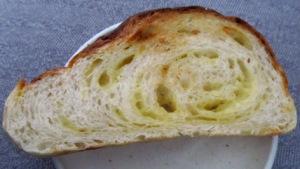 焦がしたパン