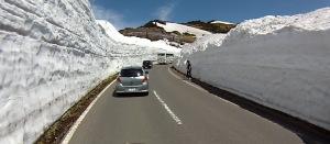 雪のかべ2